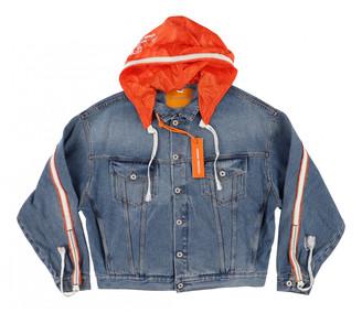Heron Preston Blue Denim - Jeans Jackets
