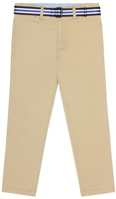 Polo Ralph Lauren Kids Stretch cotton pants