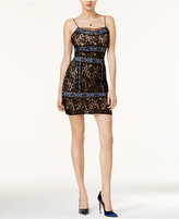 GUESS Binidi Lace Beaded Dress