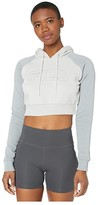 Fila Valeria Hoodie (Quiet Grey/Lead/Silver) Women's Sweatshirt