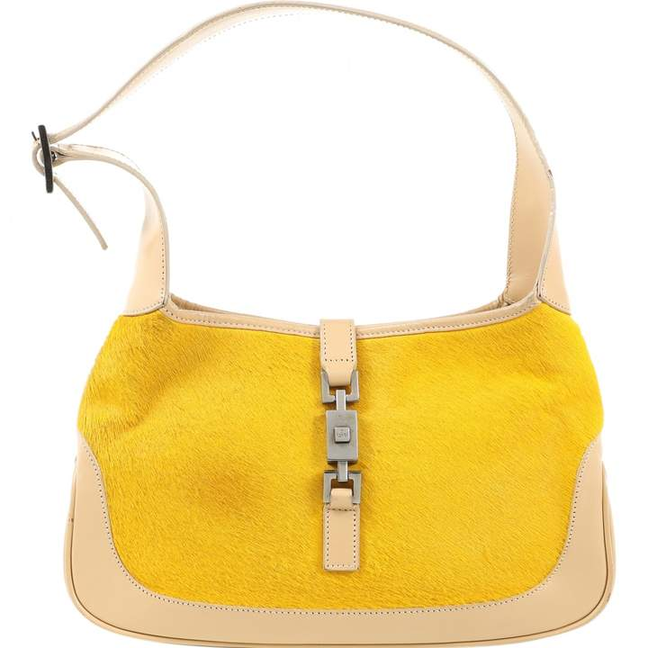 088cb4cc1cb Gucci Yellow Handbags - ShopStyle