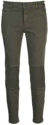 No.21 skinny leg denim jeans