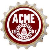 Original Penguin Acme Novelty Lapel Pin