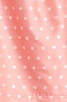 Eliza J Embellished Strapless Metallic Satin Dress
