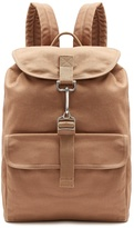 A.P.C. Clip-fastening backpack