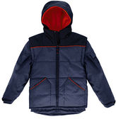 Hawke & Co Boys 8-20 Hooded System Jacket