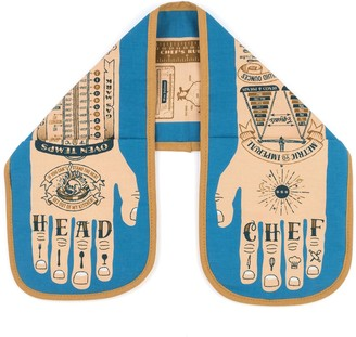Stuart Gardiner Design Head Chef Double Oven Glove
