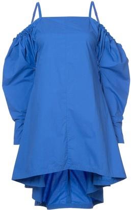 J.W.Anderson Cutout Shoulder Dress