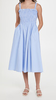 Thumbnail for your product : ENGLISH FACTORY Stripe Smocked Dress