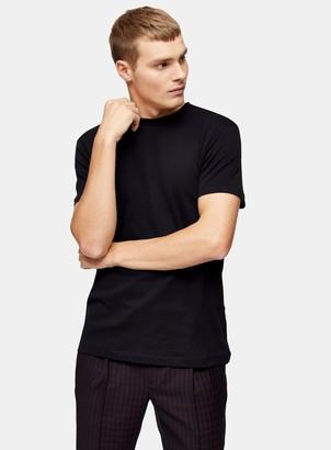 Topman TopmanTopman PREMIUM Black T-Shirt