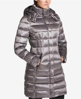 DKNY Seamed Down Puffer Coat