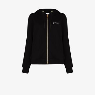 Burberry Aubree zip-up hoodie
