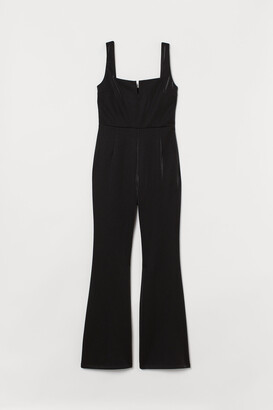 H&M Glossy Jumpsuit
