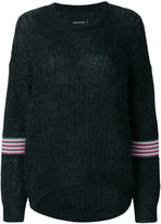 Zadig & Voltaire stripe detailed sweater