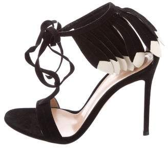 Gianvito Rossi 2016 Queen Ankle-Strap Sandals w/ Tags