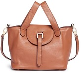 Meli-Melo 'Thela' mini leather crossbody bag