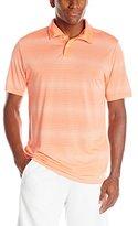 Head Men's Power Striped Performance Polo Shirt