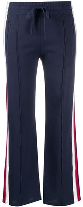 Etoile Isabel Marant side stripe track pants