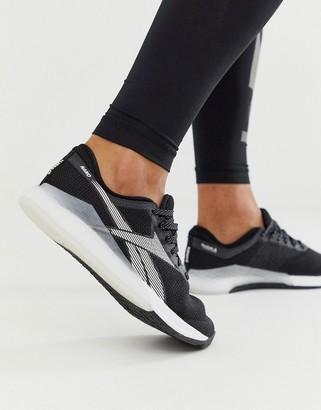 Reebok Training nano 9.0 sneakers in black