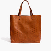 Madewell The Transport Tote: Geo Holepunch Edition