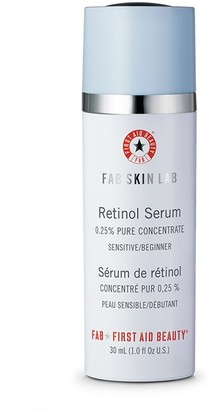 First Aid Beauty Skin Lab Retinol Serum 0.25% Pure Concentrate Sensitive 30Ml