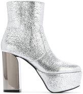G.V.G.V. platform ankle boots