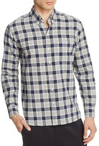 Ovadia & Sons Midwood Plaid Slim Fit Button Down Shirt