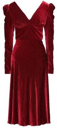 Rhea Costa 3/4 length dress