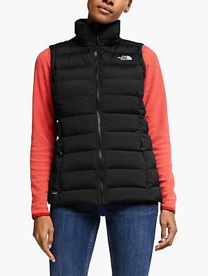 The North Face Stretch Down Women's Gilet, TNF Black