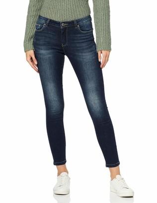 Only Women's Onlcarmen Reg Sk ANK Jeans Bb Bj12 Skinny