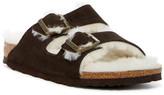 Birkenstock Arizona Genuine Sheepskin Lined Classic Footbed Sandal - Narrow Width - Discontinued