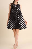 Umgee USA Polka Dot Dress