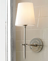Horchow Visual Comfort Bryant Sconce with Glass Shade