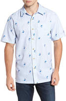 Columbia Super Slack Tide Patterned Woven Shirt