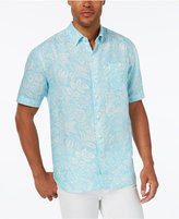 Tommy Bahama Men's Belleville Botanical Linen Shirt