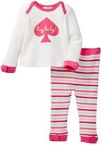 Kate Spade Hey Baby Top & Pant Set (Baby Girls)
