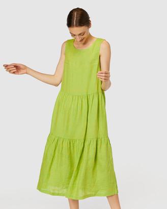 gorman Emerald Dress