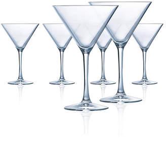 Chef & Sommelier Grand Vin Martini Glass - Set of 6