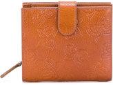 Bottega Veneta butterfly embossed wallet