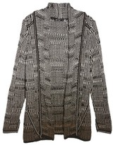 Nic+Zoe Plus Size Women's All The Lines Cardigan