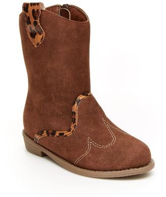 Carter's Marlene Toddler Girls' Western Boots