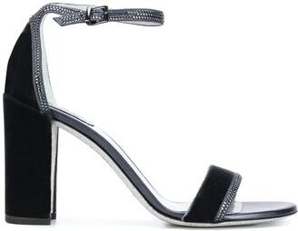 Rene Caovilla Ankle Strap Sandals