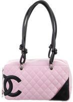 Chanel Ligne Cambon Bowler Bag