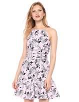 Keepsake The Label Women's Cherised Sleeveless Fit & Flare Short Mini Dress