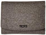 Tumi Sinclair Trifold Wallet Wallet Handbags