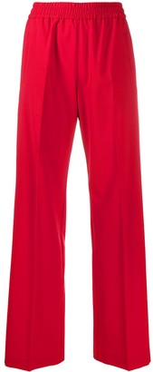 Golden Goose Wide-Leg Elasticated Waist Trousers