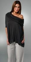 Bop Basics Cashmere Oversized Cowl Neck Sweater