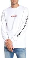 Vans Men's Side Waze Graphic Long Sleeve T-Shirt