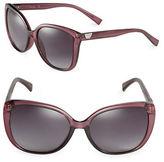 Calvin Klein 58mm Square Sunglasses
