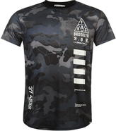 Fabric Camouflage T Shirt